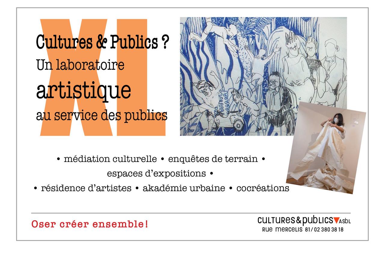 Un laboratoire artistique au service des publics